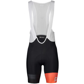 POC Essential Road VPDs Bib Shorts Heren, uranium black/uranium black